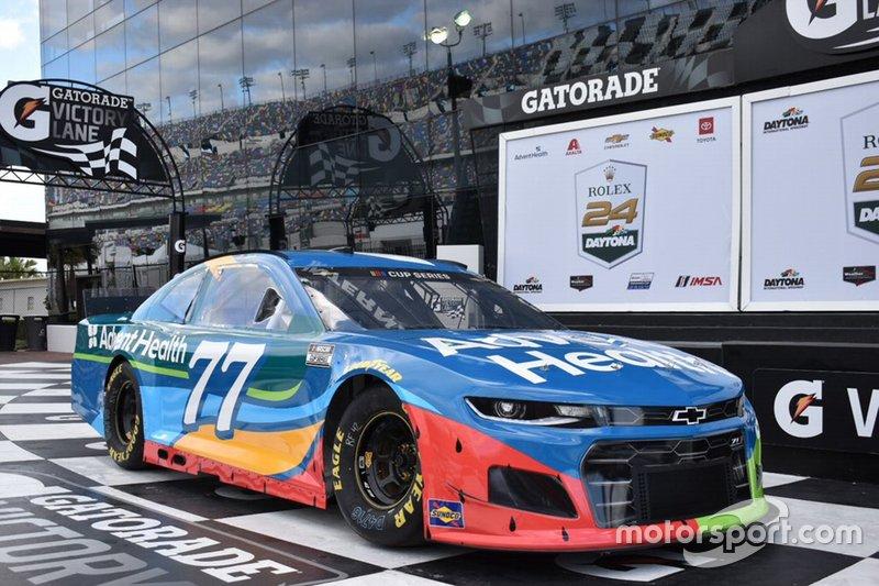 Ross Chastain, Spire Motorsports Chevrolet