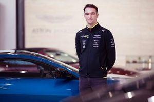 Харри Тинкнелл, Aston Martin Racing