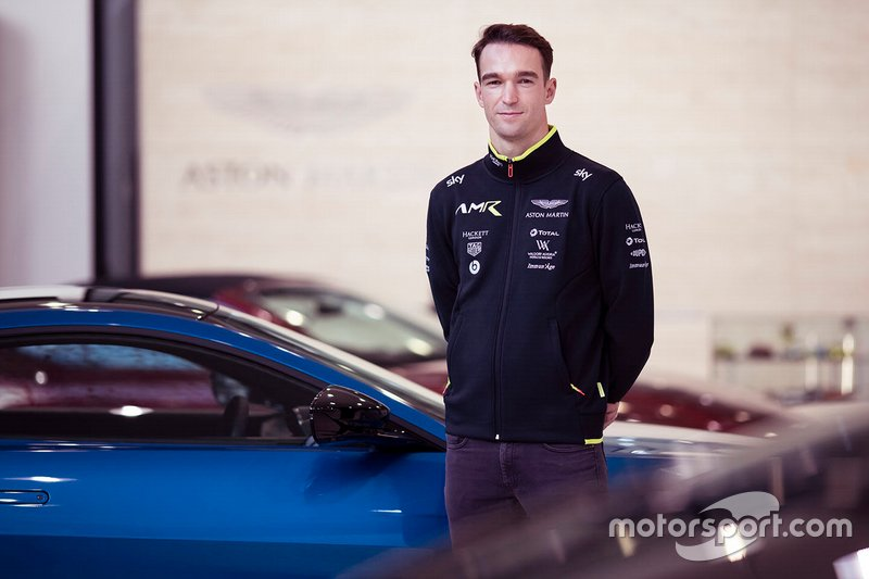 Harry Tincknell, Aston Martin Racing
