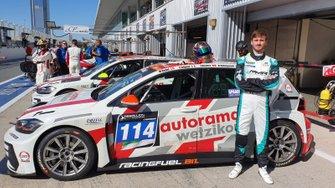 Felice Jelmini, Autorama Motorsport by Wolf-Power Racing, Volkswagen Golf GTI TCR DSG