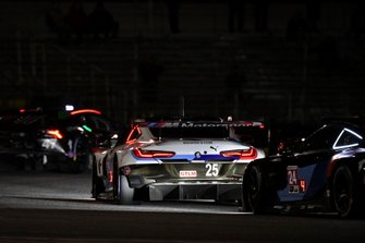 #25 BMW Team RLL BMW M8 GTE, GTLM: Connor De Phillippi, Philipp Eng, Bruno Spengler, Colton Herta