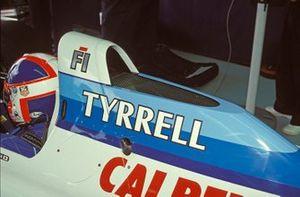 Ukyo Katayama, Tyrrell 022 Yamaha, al GP del Canada del 1994