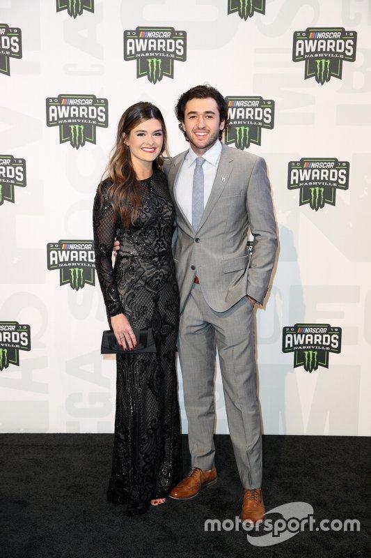 Chase Elliott mit Freundin Kaylie Green