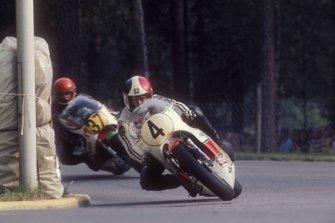 Giacomo Agostini, Yamaha