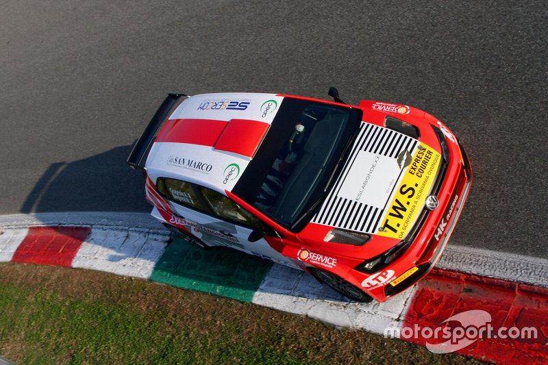 Andrea Crugnola, Pietro Ometto, Volkswagen Polo R5, Gass Racing SRL
