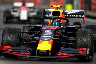 Alex Albon, Red Bull RB15