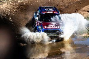 Kuba Przygonski, Timo Gottschalk, MINI John Cooper Works Rally, Orlen Team