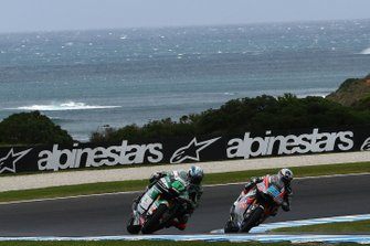 Marcel Schrotter, Intact GP, Remy Gardner, SAG Racing Team