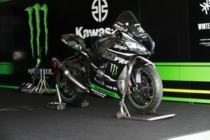 Moto di Alex Lowes, Kawasaki Racing Team