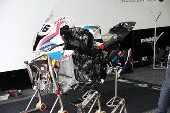 Bike of Tom Sykes, BMW Motorrad WorldSBK Team