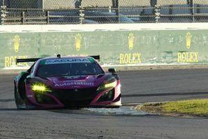 #86 Meyer Shank Racing w/ Curb-Agajanian Acura NSX GT3: Mario Farnbacher, Matt McMurry, Shinya Michimi, Jules Gounon