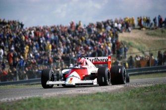 Niki Lauda, McLaren MP4/2B