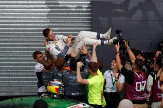 Победитель Жюль Гунон, Bentley Team M-Sport, Bentley Continental GT3 (№7)