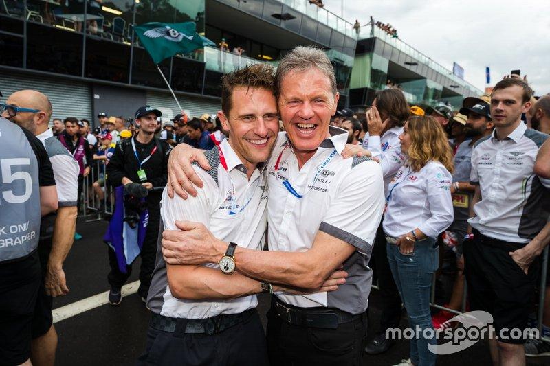 Malcolm Wilson, Bentley Team M-Sport