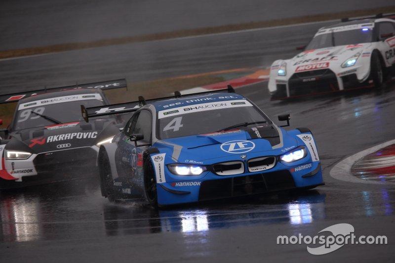 Alex Zanardi, BMW Team RBM BMW M4 DTM