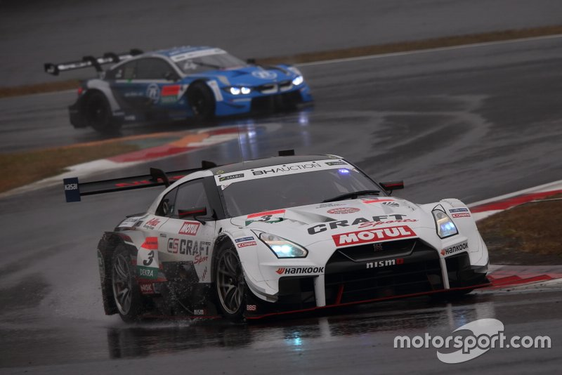 Frederic Makowiecki, Kohei Hirate, NDDP Racing with B-Max, Nissan GT-R