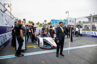 Neel Jani, Porsche, Porsche 99x Electric on the grid