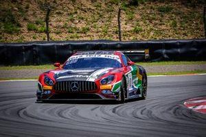 Luca Stolz, Maximilian Götz, Yelmer Buurman, Mercedes-AMG GT3