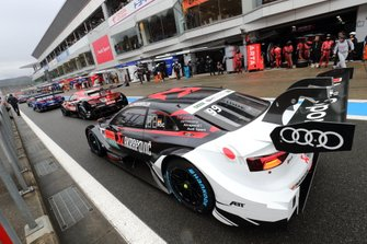 Mike Rockenfeller, #99 Akrapovic Audi RS 5 DTM