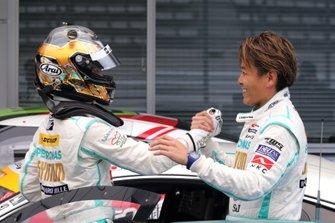 #60 SYNTIUM LMcorsa RC F GT3(Hiroki Yoshimoto/Ritomo Miyata)