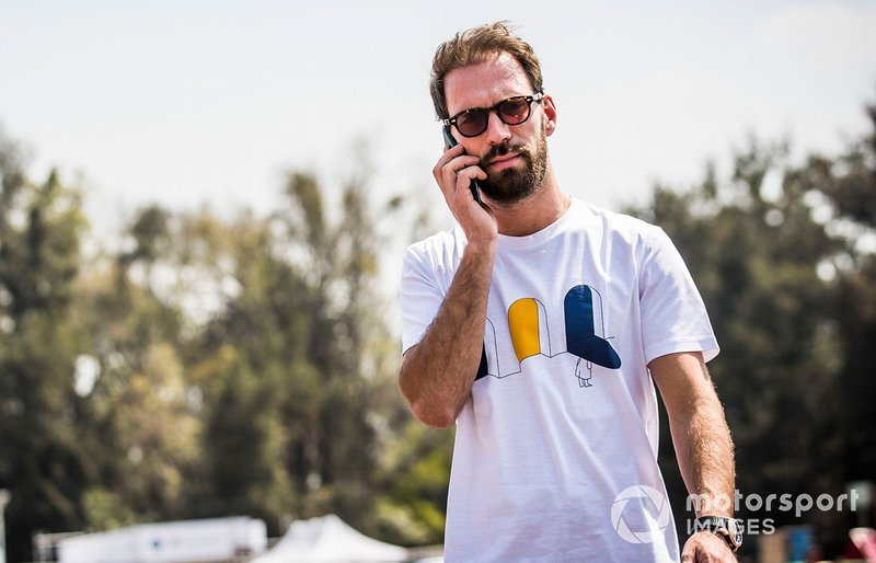 Jean-Eric Vergne, DS Techeetah arriva in circuito