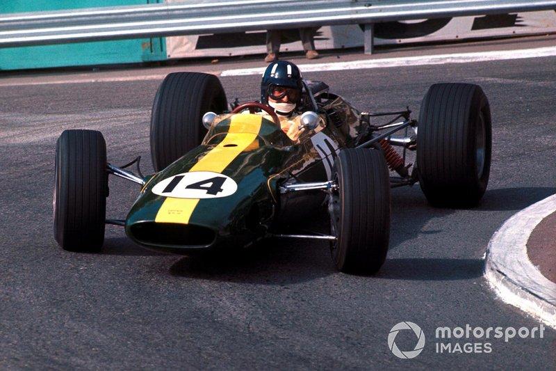 Graham Hill, Lotus BRM 33