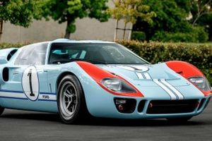 Own Ken Miles Hero GT40 MKII from Ford v Ferrari