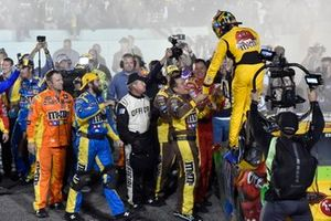 NASCAR Cup-Champion 2019: Kyle Busch, Joe Gibbs Racing, Toyota Camry M&M's