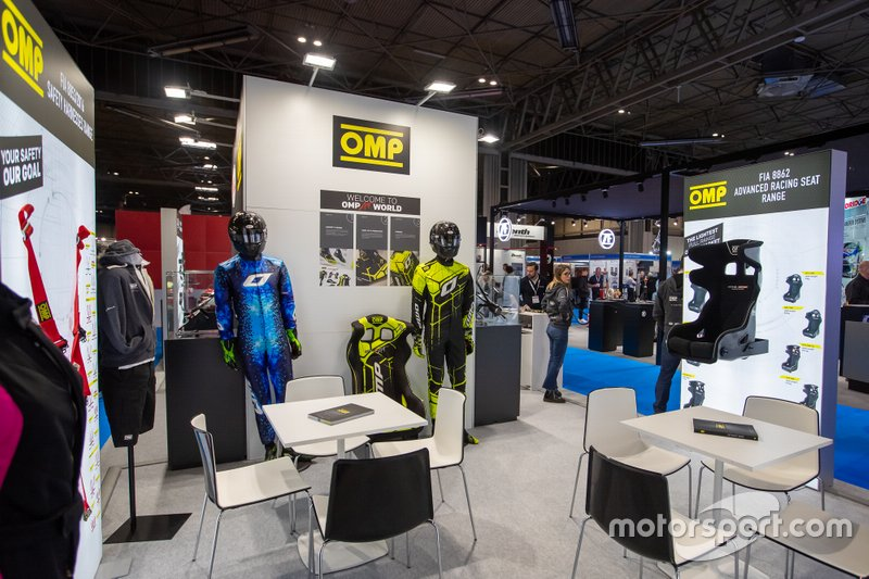 OMP stand