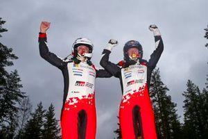 1. Elfyn Evans, Scott Martin, Toyota Gazoo Racing WRT Toyota Yaris WRC