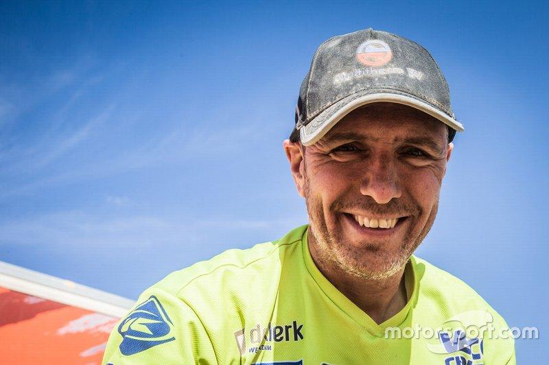 #40 KTM: Edwin Straver