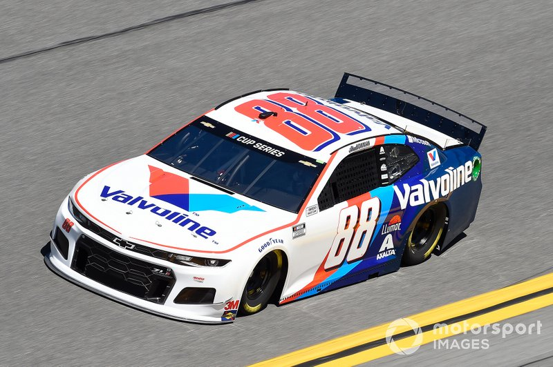 7. Alex Bowman (Hendrick-Chevrolet): 3009 Punkte
