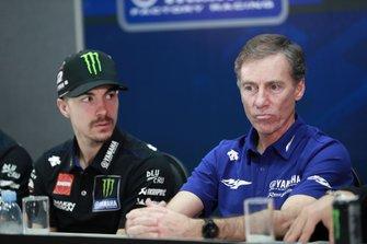 Maverick Vinales, Yamaha Factory Racing, Lin Jarvis