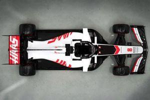 Автомобиль Haas F1 Team VF-20