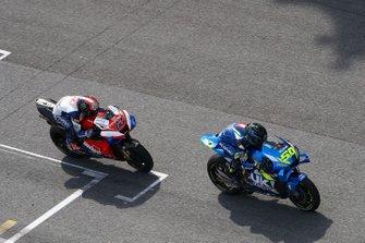 Sylvan Guintoli, Team Suzuki MotoGP