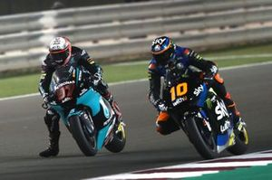 Xavi Vierge, SIC Racing Team,Luca Marini, Sky Racing Team VR46
