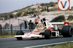 Emerson Fittipaldi, McLaren M23 Ford