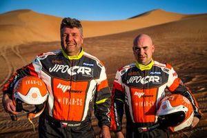 Martin Kolomý, Jiří Stross, Ford Raptor RS CC