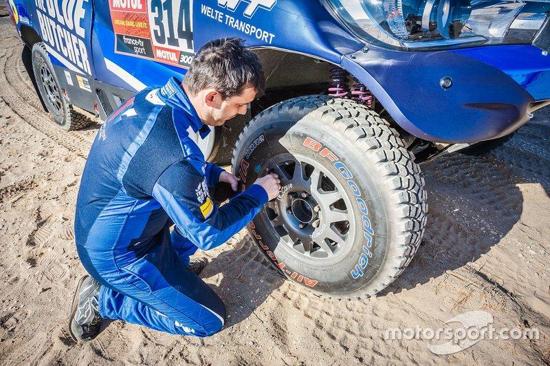 #314 Overdrive Toyota: Sebastien Delaunay