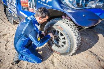 Себастьен Делоне, Overdrive Racing, Toyota Hilux Overdrive (№314)