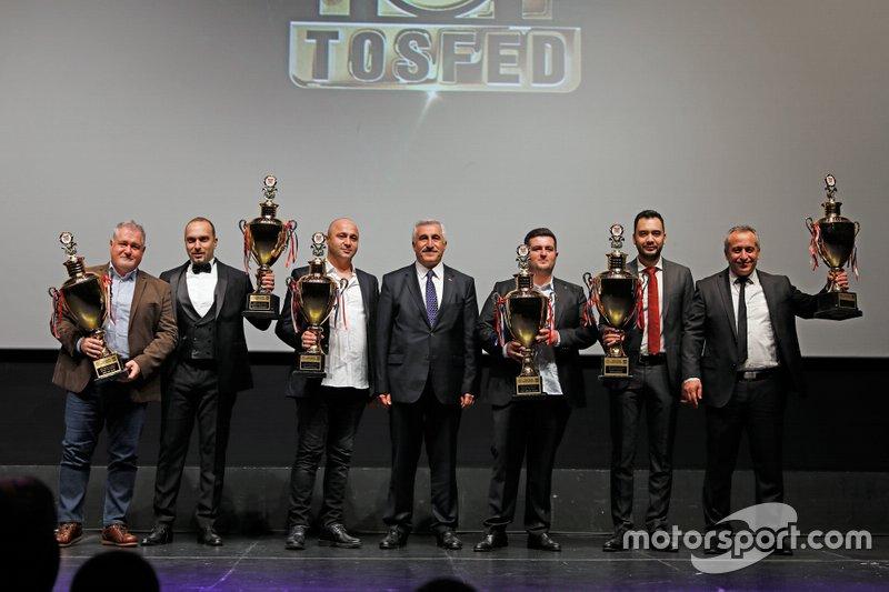 TOSFED Gala Gecesi, Türkiye Tırmanma Şampiyonası