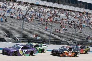 Cody Ware, SS Green Light Racing, Chevrolet Camaro Nurtec ODT, Josh Williams, DGM Racing, Chevrolet Camaro