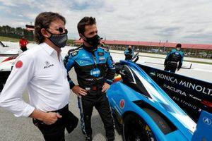 #10 Wayne Taylor Racing Acura ARX-05 Acura DPi: Ricky Taylor, Filipe Albuquerque, Wayne Taylor