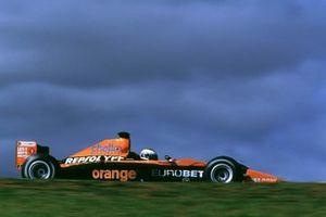 Jos Verstappen, Arrows A21