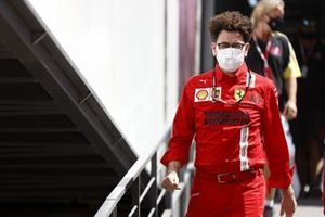 Маттиа Бинотто, руководитель Ferrari