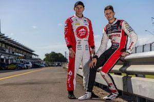 Todd Hazelwood et Nick Percat, Brad Jones Racing