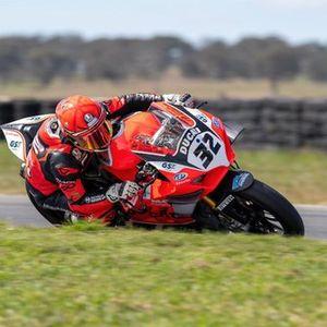 Oli Bayliss, DesmoSport Ducati
