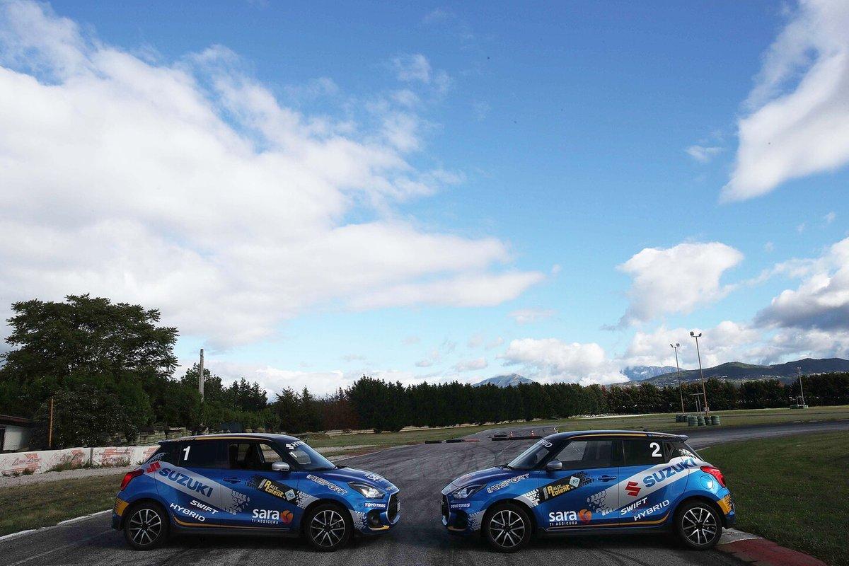 Suzuki Swift Sport Hybrid, Aci Rally Italia Talent