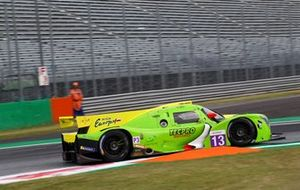 #13 Inter Europol Competition Ligier JS P320 - Nissan: Martin Hippe, Mattia Pasini, Ugo De Wilde