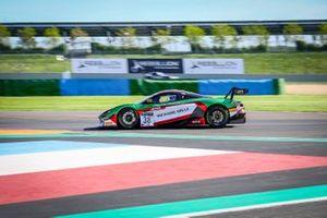#38 JOTA McLaren 720 S GT3: Oliver Wilkinson, Ben Barnicoat, Rob Bell